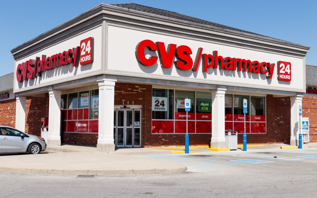 CVS Shares Rise Amid Market Tumble
