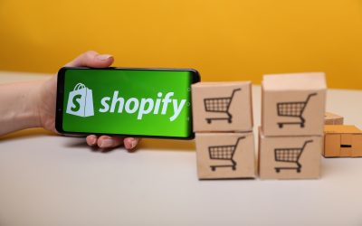 Shopify Shares Up After Q2 Beat