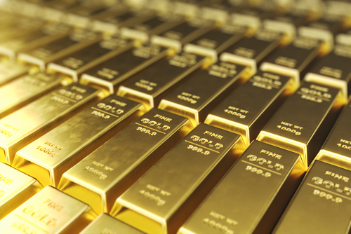 Gold Prices Advance on China's Counter-Tariffs