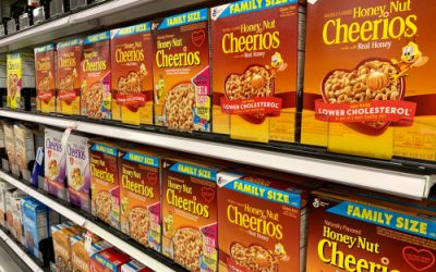 General Mills Announces First Quarter Financial Results