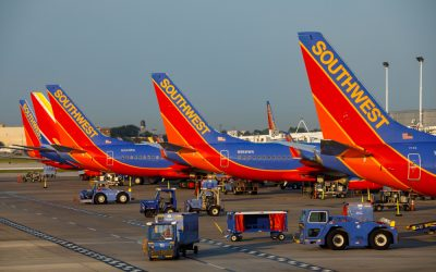 Southwest Airlines Pilots Sue Boeing Over 737 Max Grounding