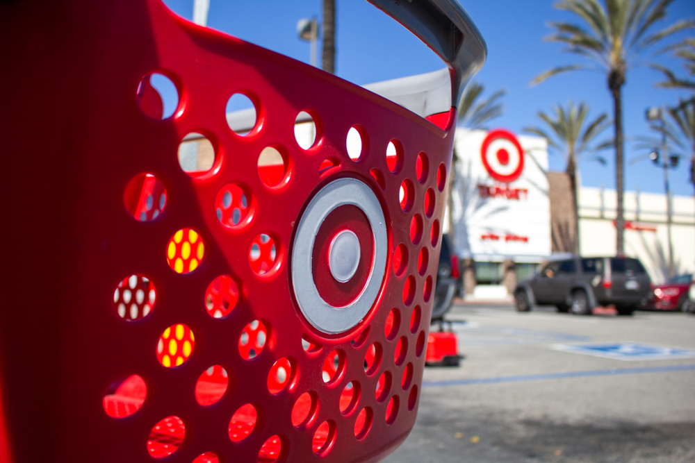 Target Shares Surge on Earnings