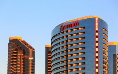 Marriott Shares Rise on Mixed Quarterly Results