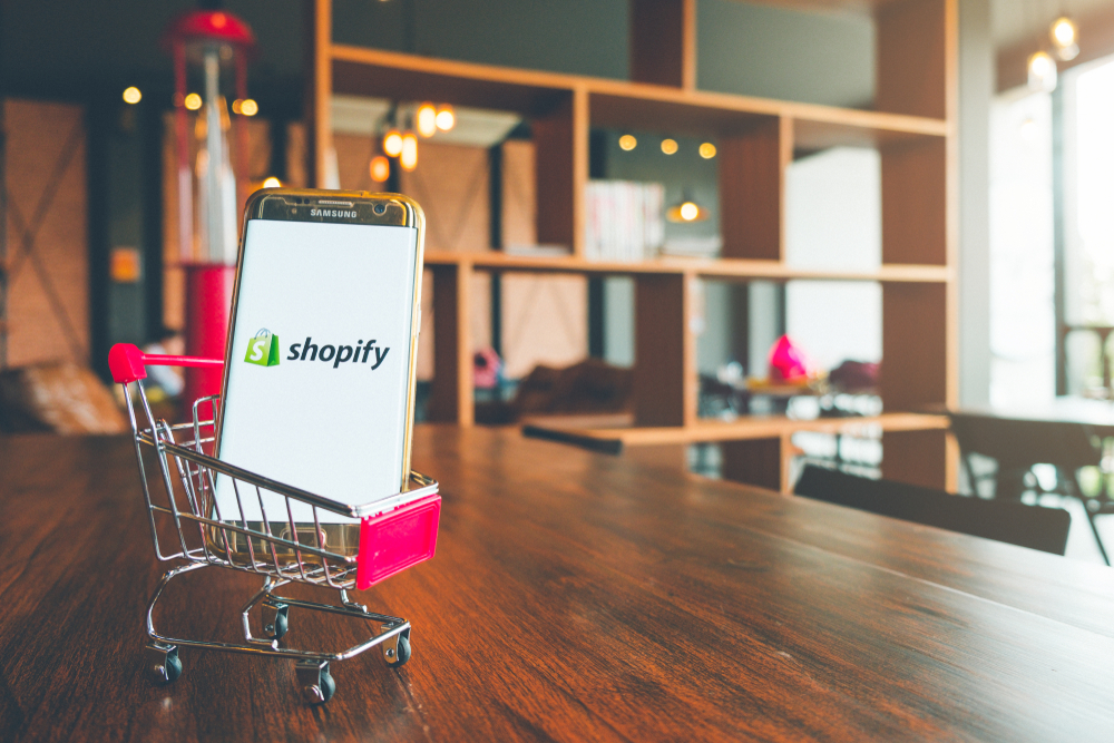 Shopify Shares Pop on Record-Breaking Black Friday and Cyber Monday Sales