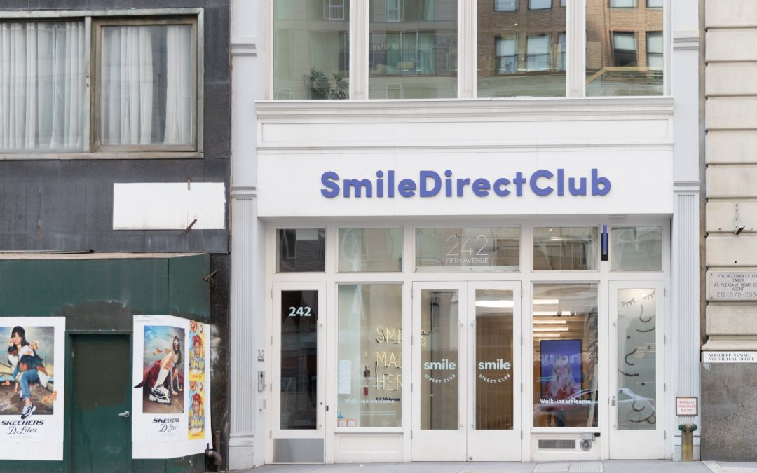 SmileDirectClub, Inc. Announced Products Available Exclusively at Walmart