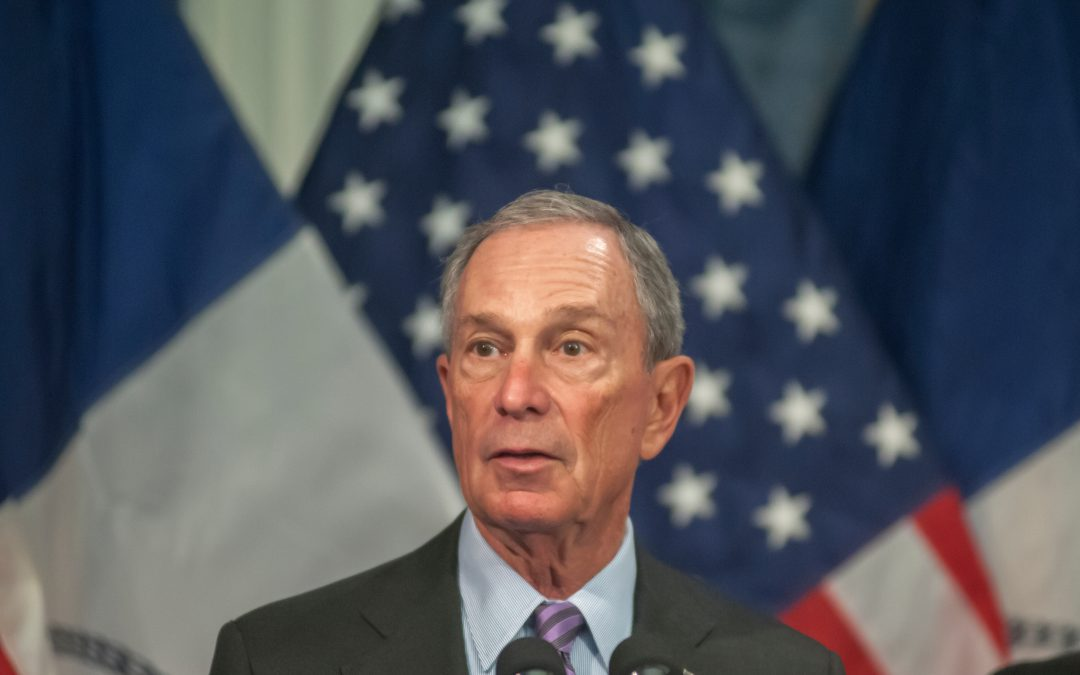 Protected: Michael Bloomberg's Plan to Fight Corporate Crime and Attack Wall Street