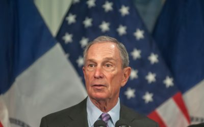 Michael Bloomberg's Plan to Fight Corporate Crime and Attack Wall Street