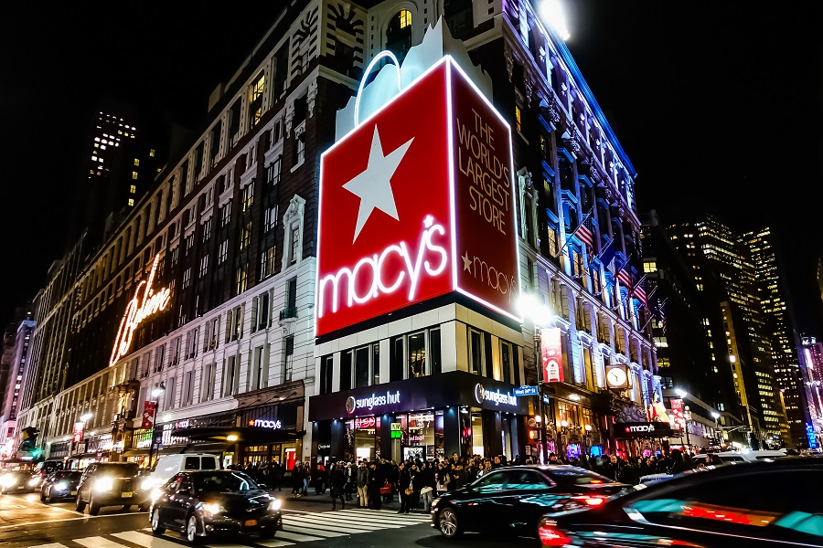 Macy's Announces Three-Year Strategy to Stabilize Profitability