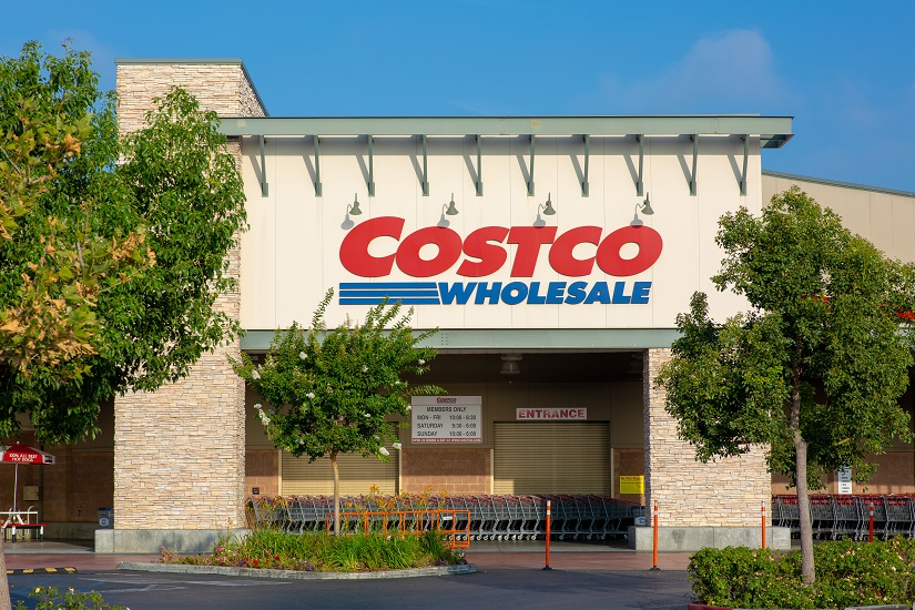 Costco Shares Surge As Coronavirus Outbreak Causes Stockpiling Rush